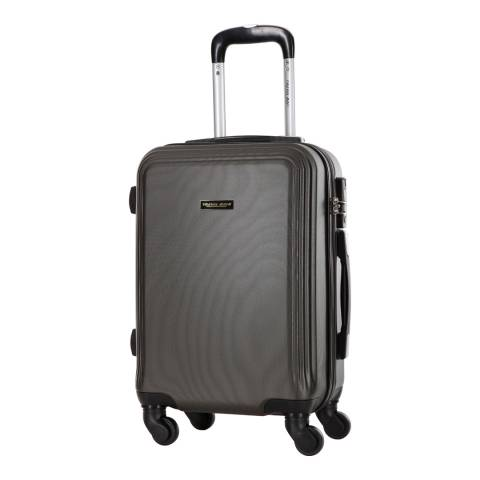 Travel One Grey Spinner Alcudi Suitcase 65cm