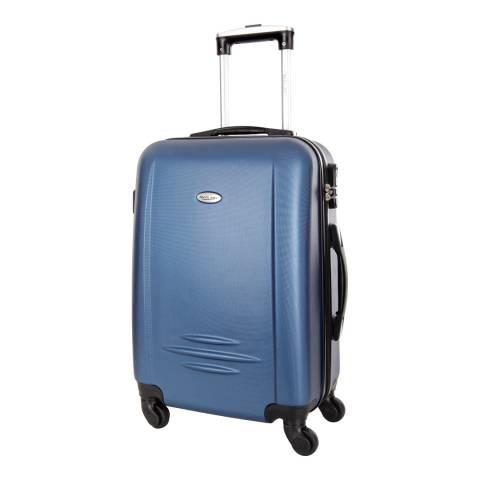 Travel One Blue Spinner Burlin Suitcase 70cm