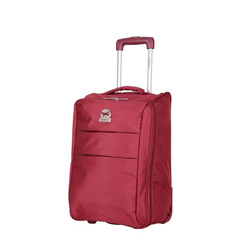 Cabine Size Maroon Cabin Andalus Suitcase 50cm
