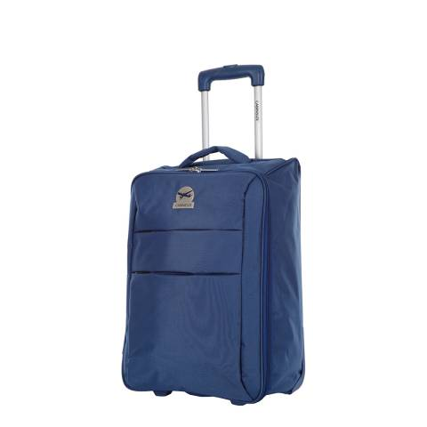 Cabine Size Blue Cabin Andalus Suitcase 50cm