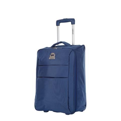 Cabine Size Blue Cabin Andalus Suitcase 50cm