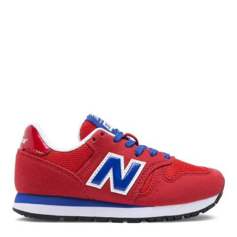 New Balance Red Sneakers