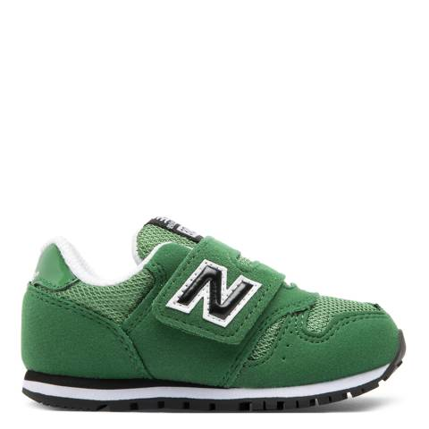 New Balance Kids Green Trainers