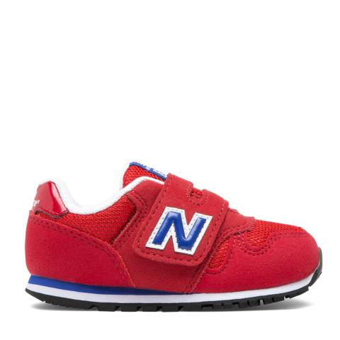 New Balance Kids Red Trainers