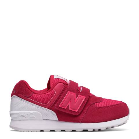 New Balance Baby Pink Shoes