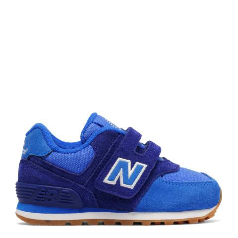 New Balance Kids Blue Shoes