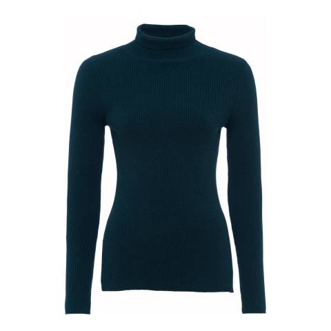 French Connection Urban Green Jumper