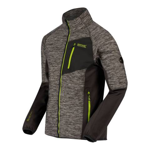 Regatta Seal Grey Farway II Hybrid Softshell Jacket
