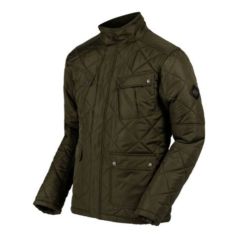 Regatta Dark Khaki Lathan Jacket