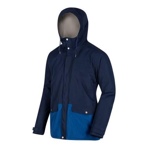 Regatta Navy/Blue Sternway II Jacket
