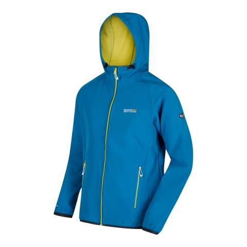 Regatta Blue Arec Softshell Jacket