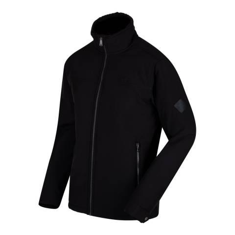 Regatta Black Castiel Softshell Jacket