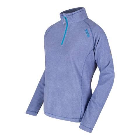 Regatta Ultramarine Montes Fleece Sweater