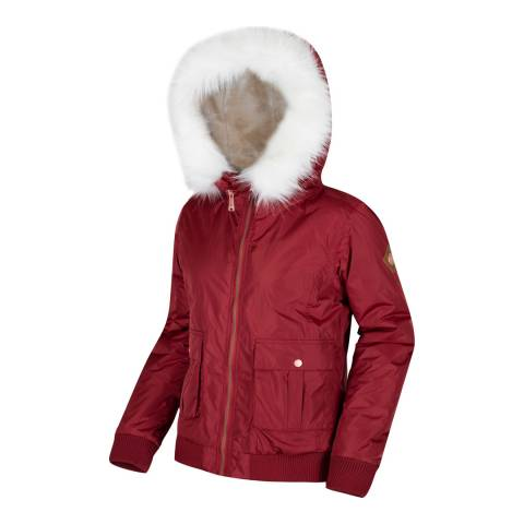 Regatta Garnet Berdine Bomber Jacket