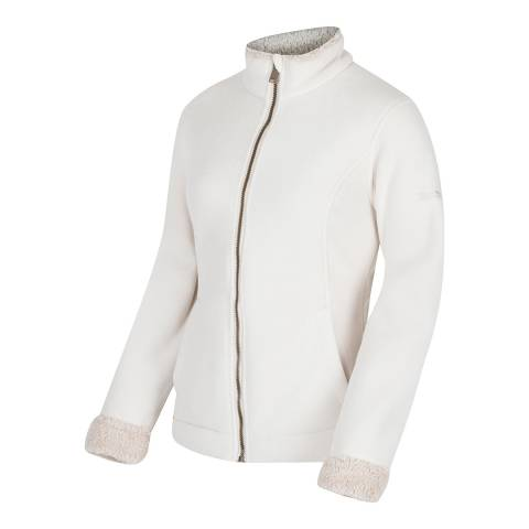 Regatta Light Vanilla Blesila Microfleece Jacket