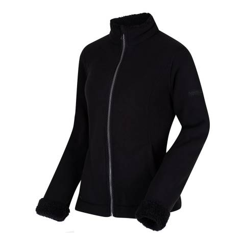 Regatta Black Blesila Microfleece Jacket