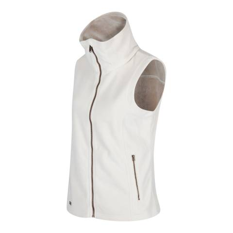 Regatta Light Vanilla Bertina Bodywarmer Gilet