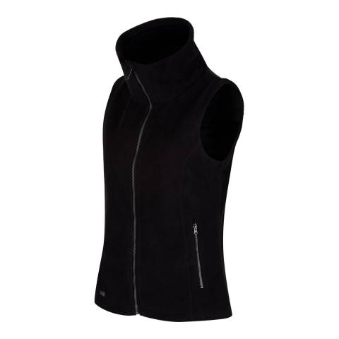 Regatta Black Bertina Bodywarmer Gilet