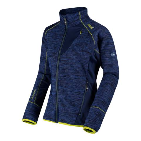 Regatta Dark Blue Catley II Hybrid Softshell Jacket