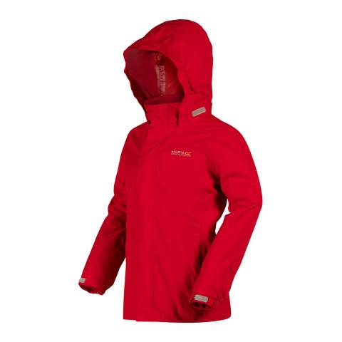 Regatta Red Greenhill II Waterproof Jacket