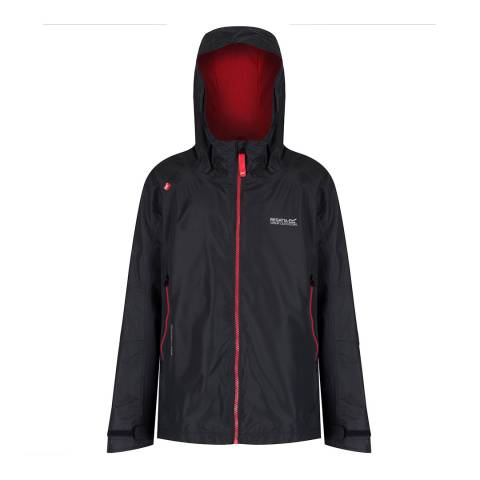 Regatta Black Allcrest II Waterproof Jacket