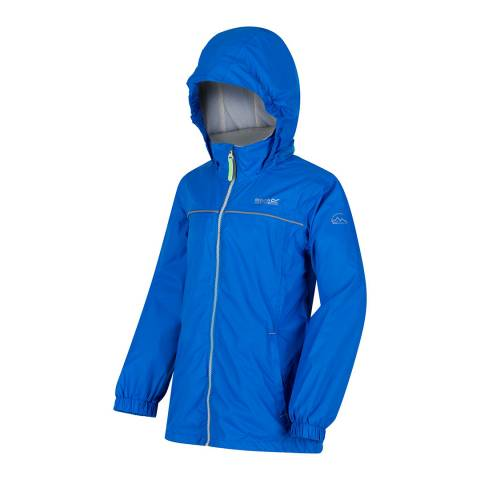 Regatta Oxford Blue Fieldfare II Waterproof Jacket