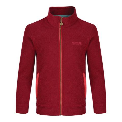 Regatta Dark Cerise Matterdale Fleece