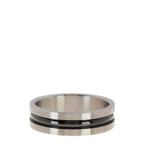 Stephen Oliver Silver Trim Ring