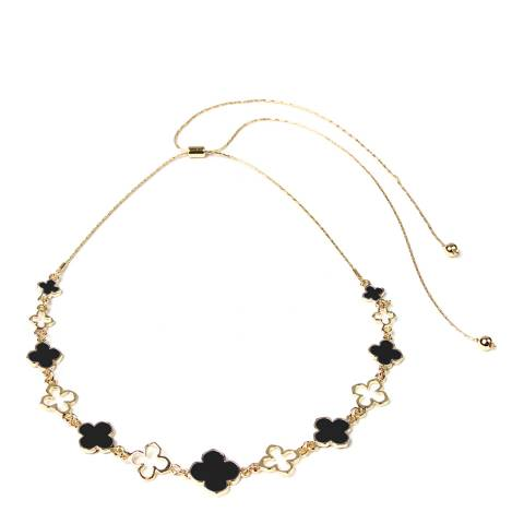 Amrita Singh Black Clover Collar