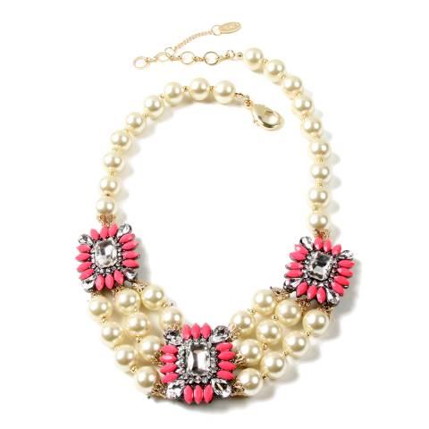Amrita Singh Pink Aristocratic Necklace