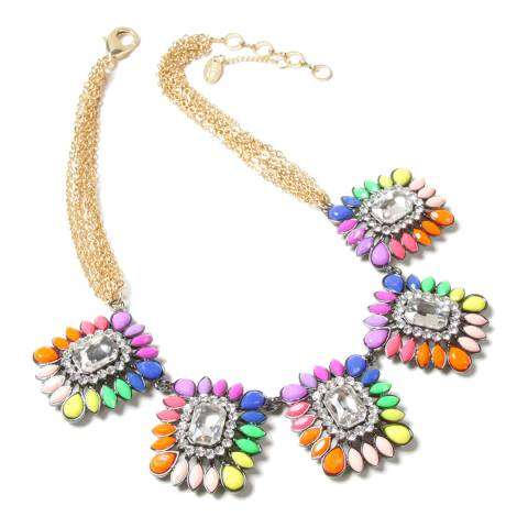 Amrita Singh Multi Majestic Necklace