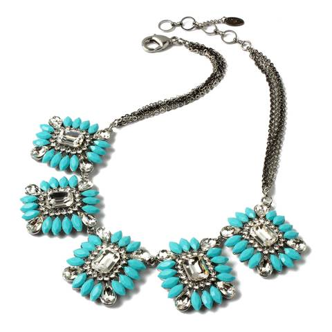 Amrita Singh Turquoise Majestic Necklace