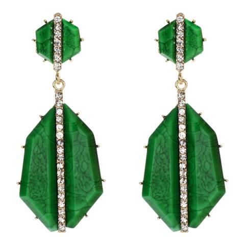 Amrita Singh Evergreen Art Deco Earrings