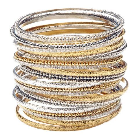 Amrita Singh Multi Glamour Bangle Set