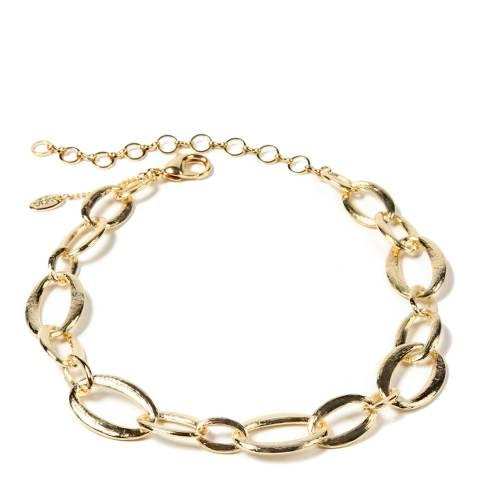 Amrita Singh Gold Leora Chain Necklace