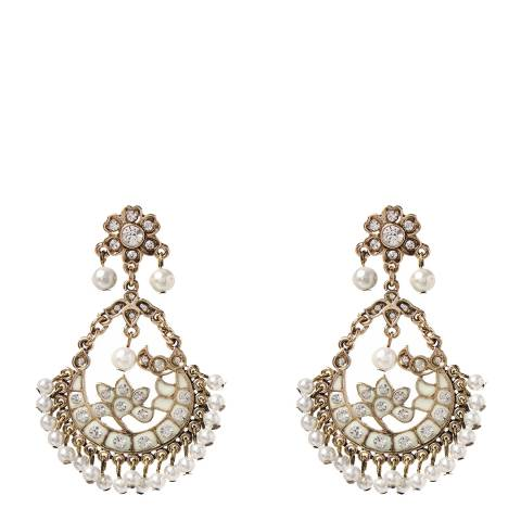 Amrita Singh Ivory/Pearl Delhi Earrings