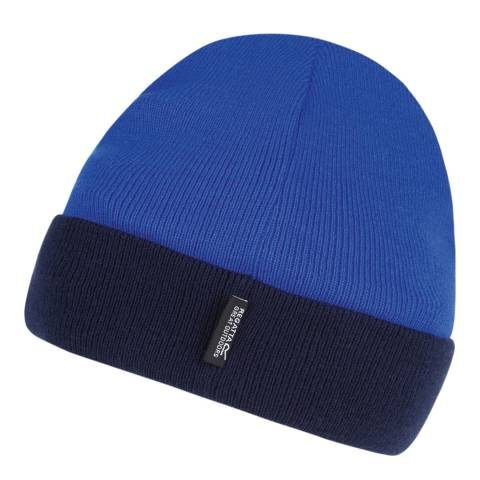 Regatta Men's Blue Shakur Hat 2 Pack