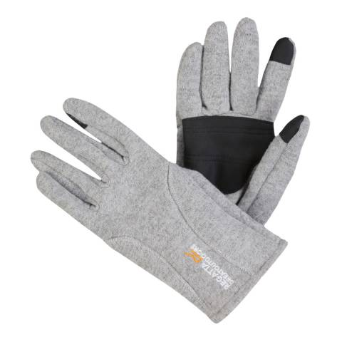 Regatta Unisex Grey Polarize Gloves