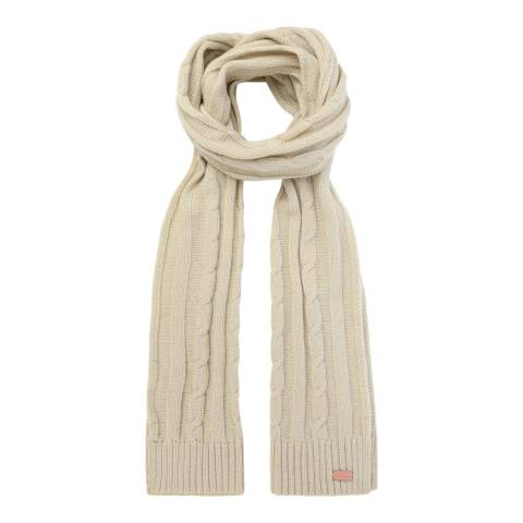 Regatta Men's Light Vanilla Multimix Scarf