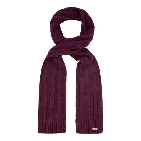 Regatta Men's Red Multimix Scarf
