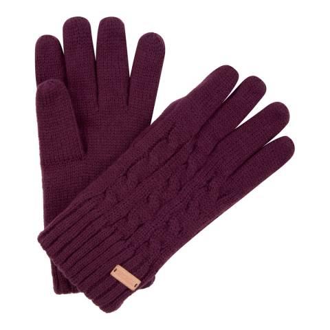 Regatta Men's Red Multimix Gloves