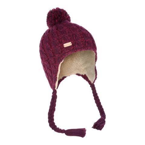 Regatta Women's Red Whirlwind Hat