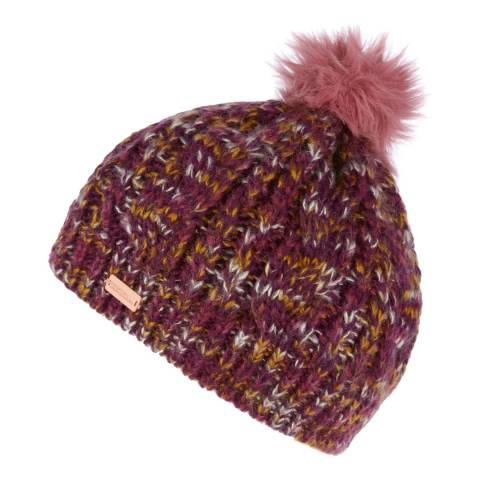 Regatta Women's Red Frosty Hat