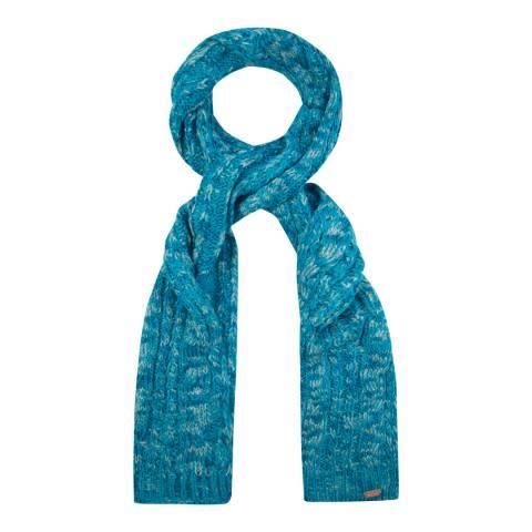 Regatta Women's Blue Frosty Scarf