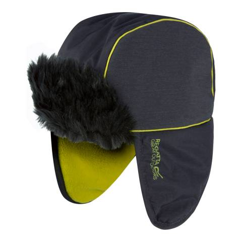 Regatta Charcoal Wreckage Trapper Hat