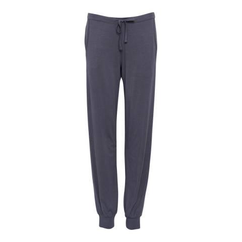 Cyberjammies Grey Faye Knit Pyjama Pant