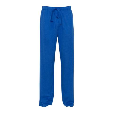 Cyberjammies Blue Sydney Thermaknit Pyjama Trousers