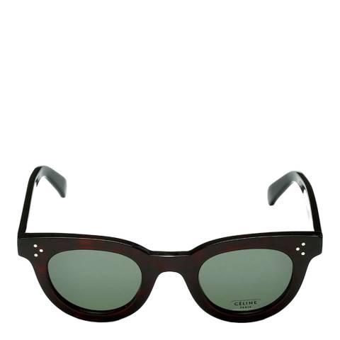 Celine Women's Brown Anna Sunglasses 44mm
