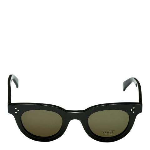 Celine Women's Black Anna Sunglasses 44mm