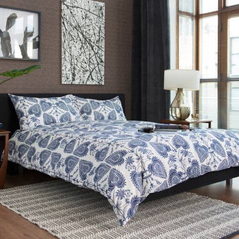 Atlantique Saxon Park King Duvet Cover Set
